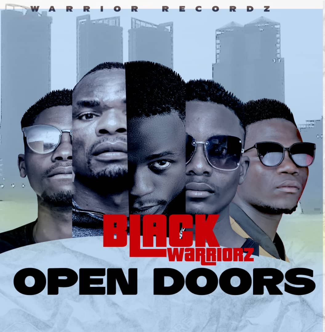 Black Warriorz-Open Doors Album