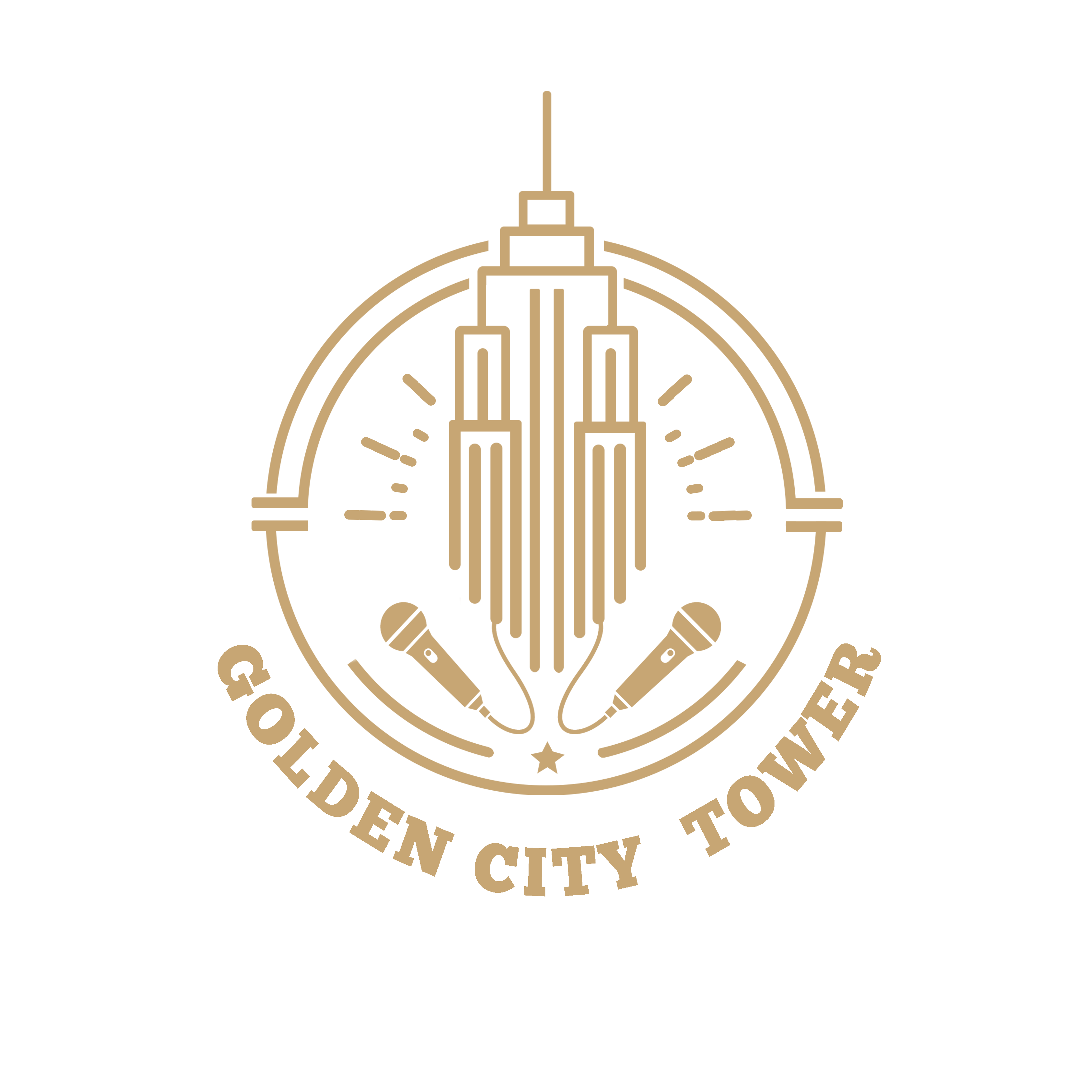 Golden City Tower