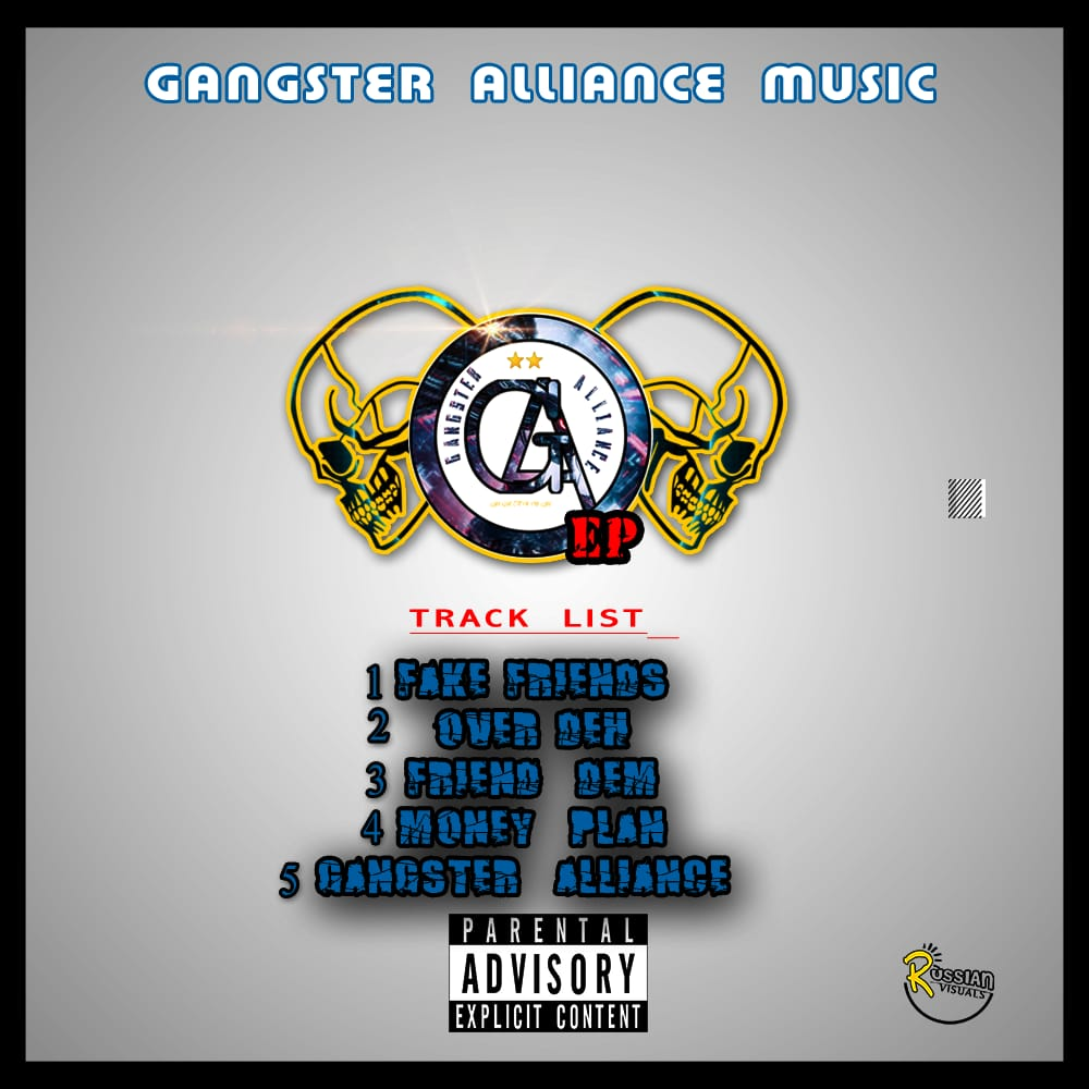 Gangster Alliance Music-Gangster Alliance EP