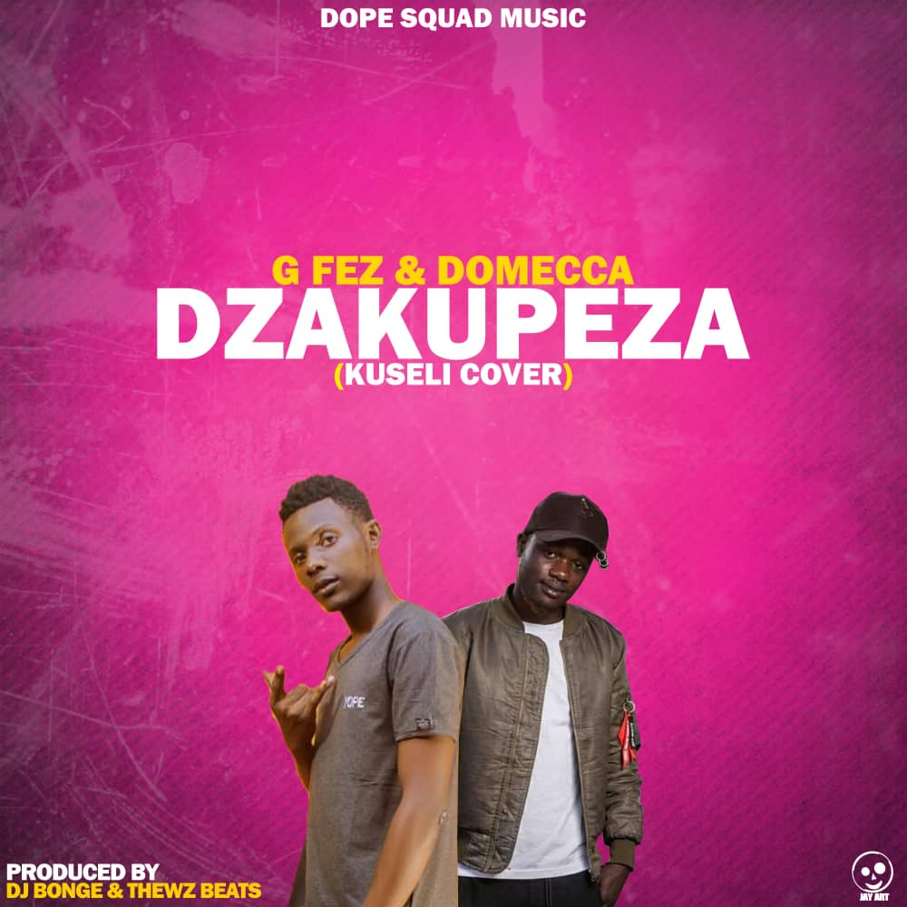 G-Fez-x-Domecca-Dzakupeza-Kuseli-Cover