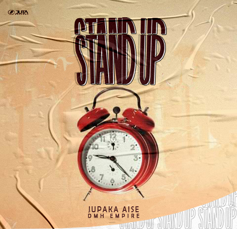 Jupaka Stand Up Prod by charee